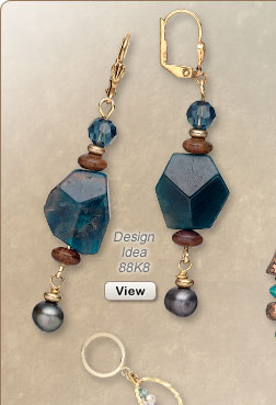 Design Idea 88K8 Earrings