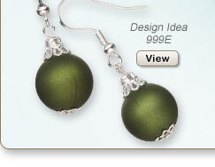 Design Idea 999E Earrings
