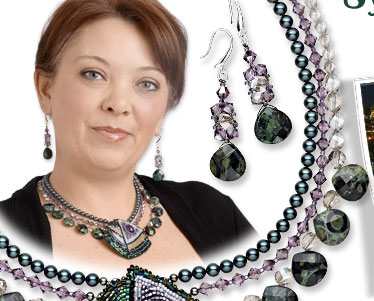 Design Idea E13G Necklace and Earring Set