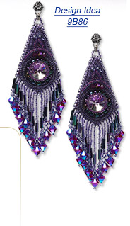 Design Idea 9B86 Earrings