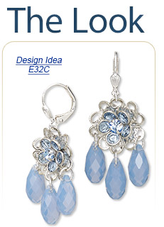 Design Idea E32C Earrings