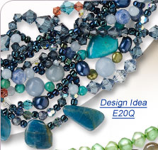 Design Idea E20Q Necklace and Earring Set