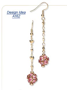 Design Idea A162 Earrings