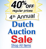 Dutch Auction - 40% O